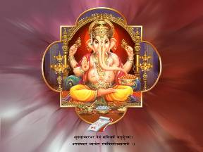Lord Ganesha God of Lucky and Prosperity
