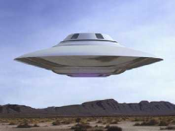 Ufo aliens fly object
